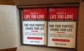 Hot Off The Press - Find Your Purpose, Change Your Life Workbook by Kylie Attwell, Founder of A Guide for Life - Close Crop
